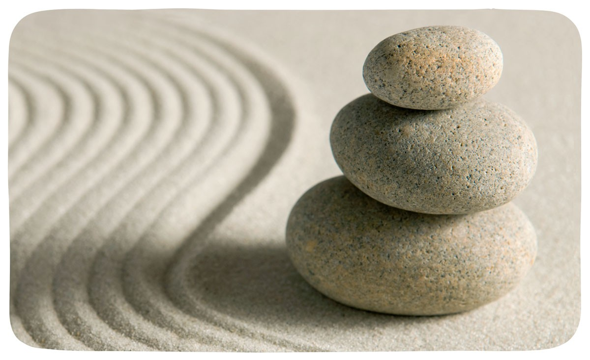 badematte sand and stone. Black Bedroom Furniture Sets. Home Design Ideas