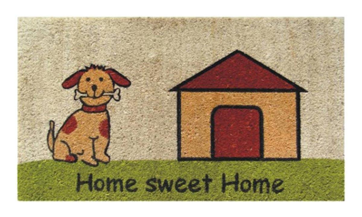 kokosfu matte home sweet home. Black Bedroom Furniture Sets. Home Design Ideas