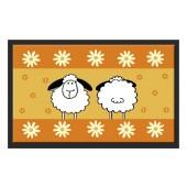 Fußmatte Deco & Wash Schaf