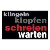 Fußmatte Gallery Klingel und Klopfen