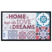 Fußmatte Image Tiles Dreams