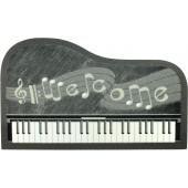 Fußmatte Piano Welcome