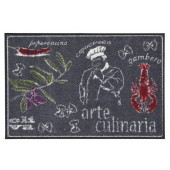 Fußmatte Salonloewe Arte Culinaria