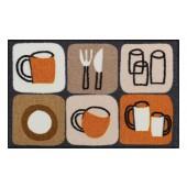 Fußmatte Salonloewe Kitchen Tiles