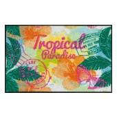 Fußmatte Salonloewe Tropical Paradise