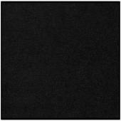Fußmatte Salonloewe Uni schwarz quadratisch