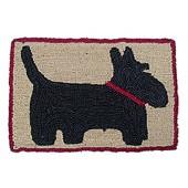 Kokosfußmatte black Terrier Wendematte