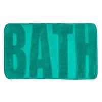 Badteppich Memory Foam Bath grün