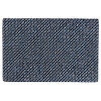 Fußmatte Lako Diagonal blau