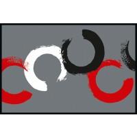 Fußmatte Eurographics Cherry Circles 50cm x 75cm