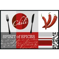 Fußmatte Eurographics Spirits of Spice 50cm x 75cm