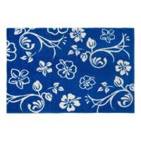 Fußmatte Blue Flowers
