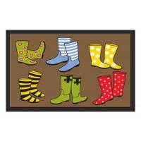Fußmatte Deco & Wash Boots