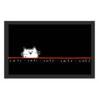 Fußmatte Deco & Wash Cats