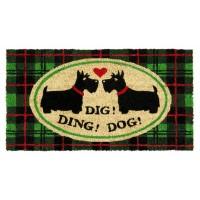 Fussmatte Ding Dog