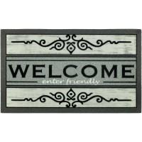 Fußmatte Friendly Welcome