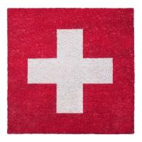 Fußmatte Schweizer Kreuz