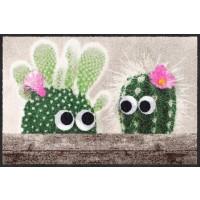 Fußmatte Kaktus Freunde