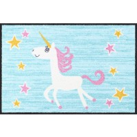 Fußmatte Happy Unicorn