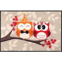 Fußmatte Love Owls