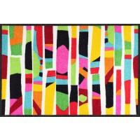 Fußmatte Salonloewe Colour Rhythm Colourful