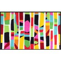 Fußmatte Salonloewe Colour Rhythm Colourful XL