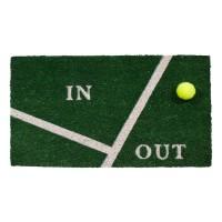 Fußmatte Tennis Kokos