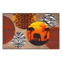 Fußmatte Salonloewe Design Afrika