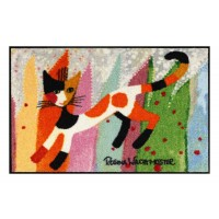 Fußmatte Salonloewe Wachtmeister Lifestyle Carnevale 50 cm x 75 cm