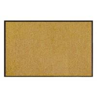 Fußmatte Easy Clean gold