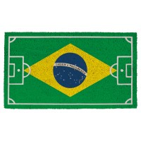 Fussmatte Football Brazil