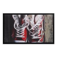 Fußmatte Image Sneakers