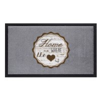 Fußmatte Mondial Home Is Where The Heart Is