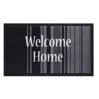 Fußmatte Mondial Welcome Home Stripes