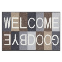 Fußmatte Salonloewe Design Welcome Country