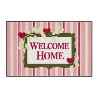 Fußmatte Salonloewe Design Welcome Home Vintage