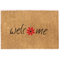 Kokosfußmatte Lako Cocoprint Uno Welcome
