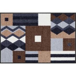 Fußmatte Salonloewe Design Fadamir Earth