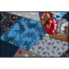 Fußmatte Salonloewe Design Rhombus Quilt 75cm x 120cm