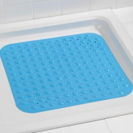 Duscheinlage blau