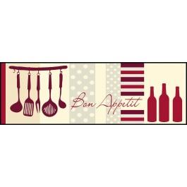 Fußmatte Eurographics Bon Appetit 60 x 180