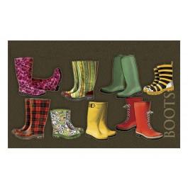 Fußmatte Gallery Boots