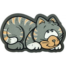 Fußmatte Schmusekatze