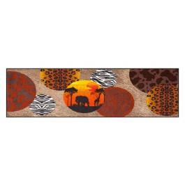 Fußmatte Salonloewe Design Afrika XXL