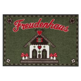 Fußmatte Salonloewe Design Freudenhaus