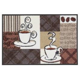 Fußmatte Salonloewe Design Kaffeepause