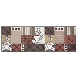 Fußmatte Salonloewe Design Kaffeepause XXL
