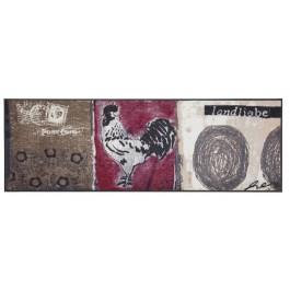 """Fußmatte Salonloewe Anna Flores """"Landliebe 60cm x 180cm"""