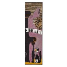 Fußmatte Salonloewe Wachtmeister Lifestyle Pianoforte XXL
