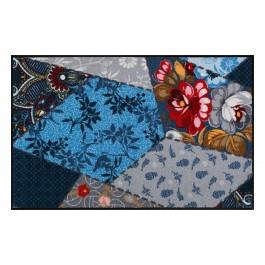 Fußmatte Salonloewe Design Rhombus Quilt 50cm x 75cm